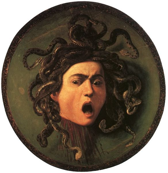 La testa di Medusa
