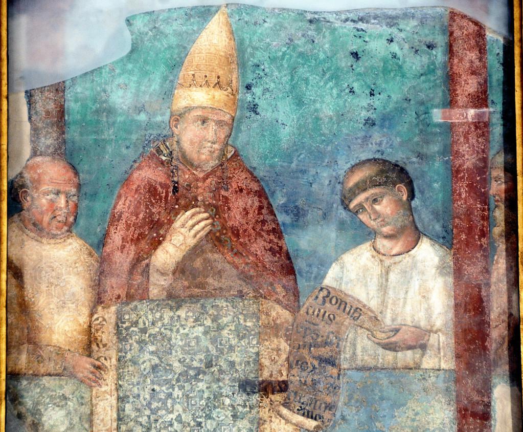 Giotto e San Giovanni in Laterano