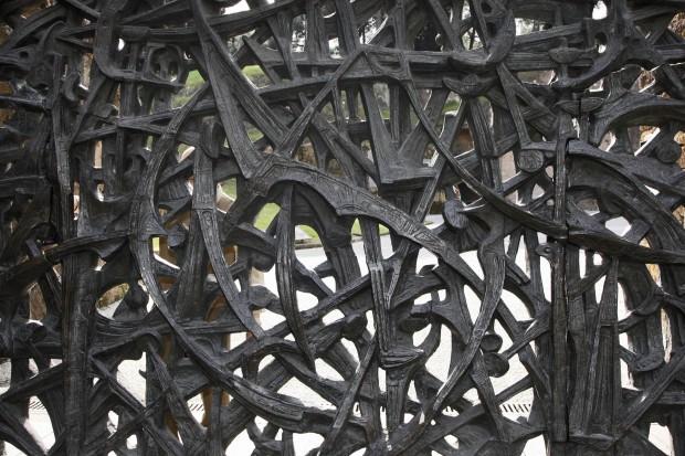 Il cancello di Mirko Basaldella