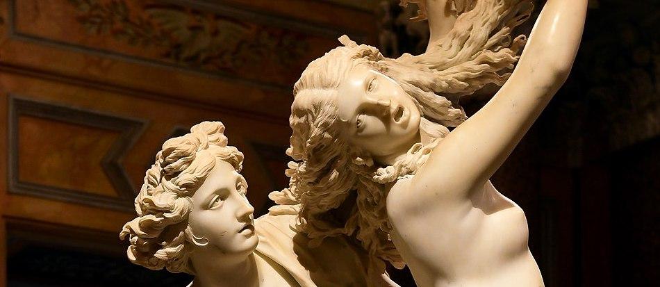 Apollo e Dafne a Roma