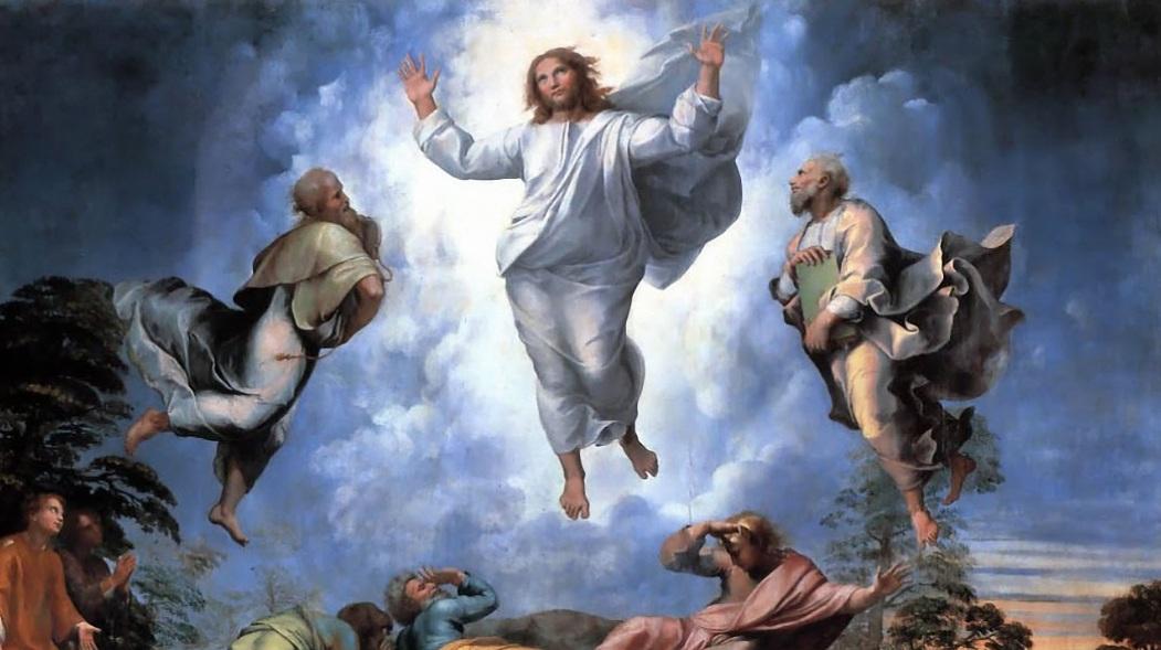 La Trasfigurazione di Raffaello