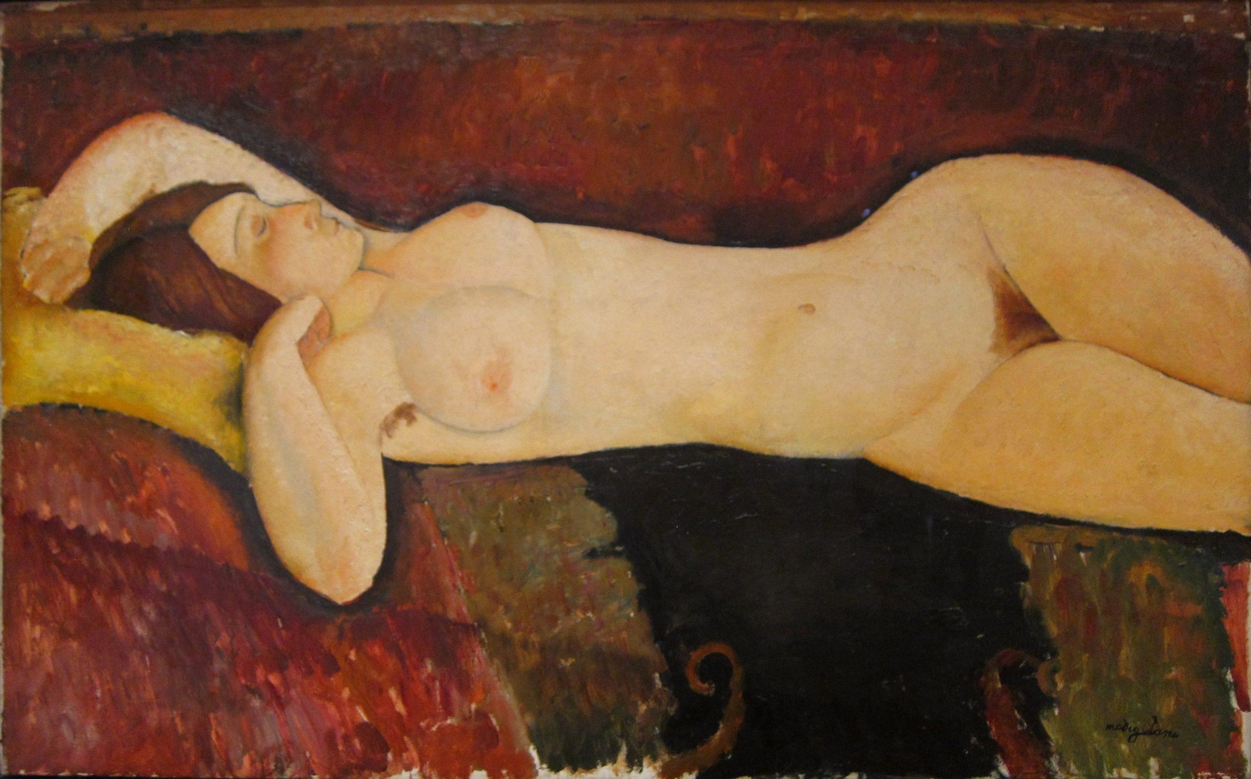 La tomba di Amedeo Modigliani