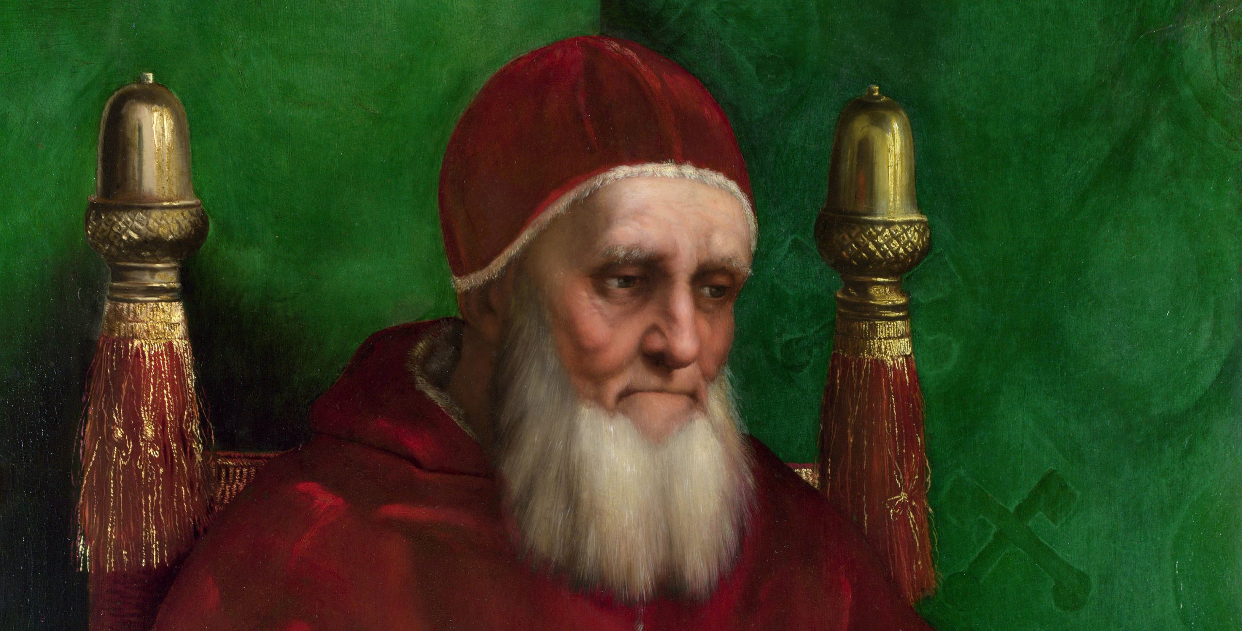 Il ritratto di Giulio II