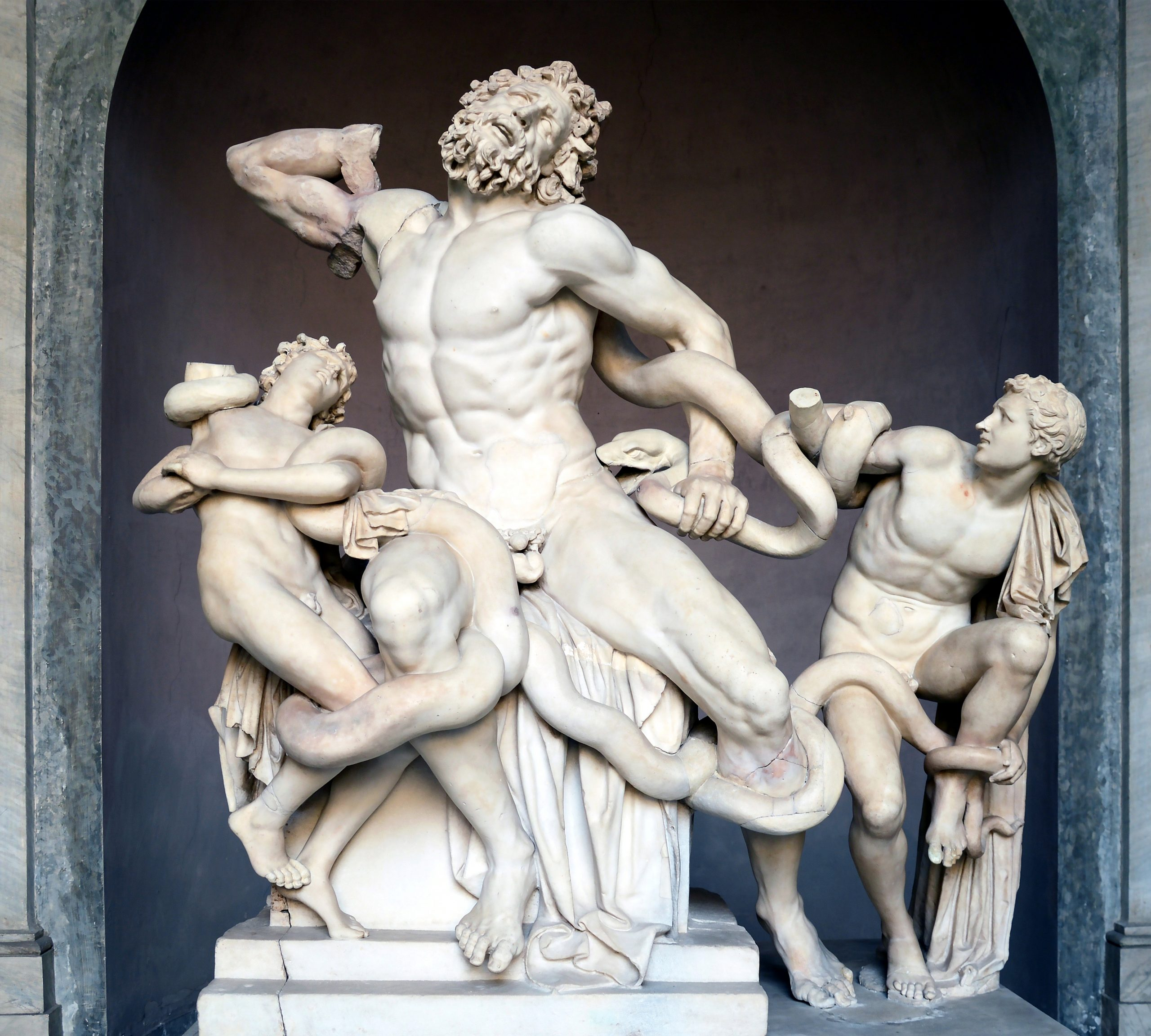 Laocoon_and_His_Sons